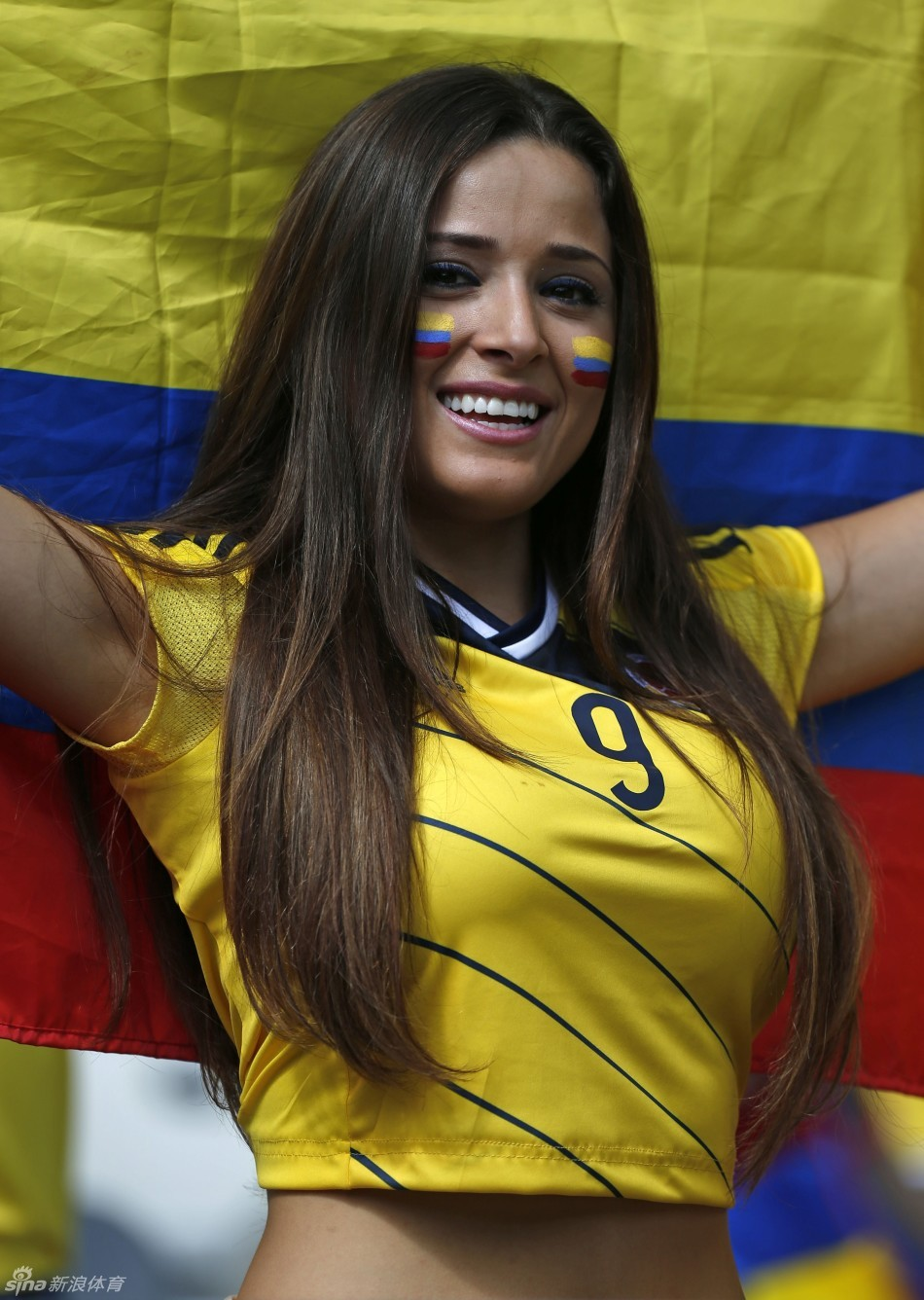 Chicas Bonitas En Copa Mundial 5