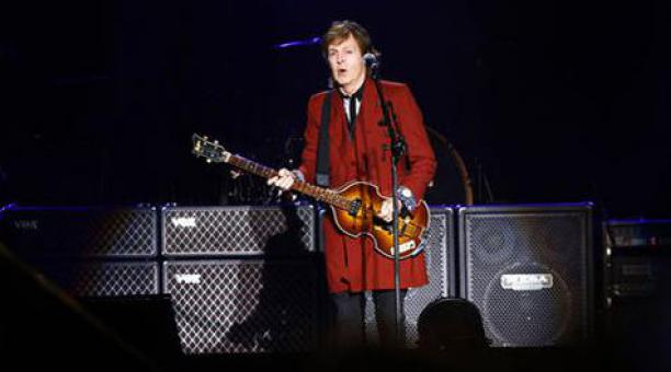 Paul McCartney en aplicaciones para iPad