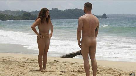 Los falsos desnudos de los JJOO, por un efecto de la