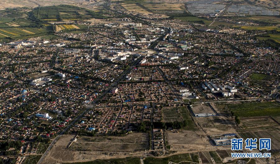 vista aerea de ciudades: