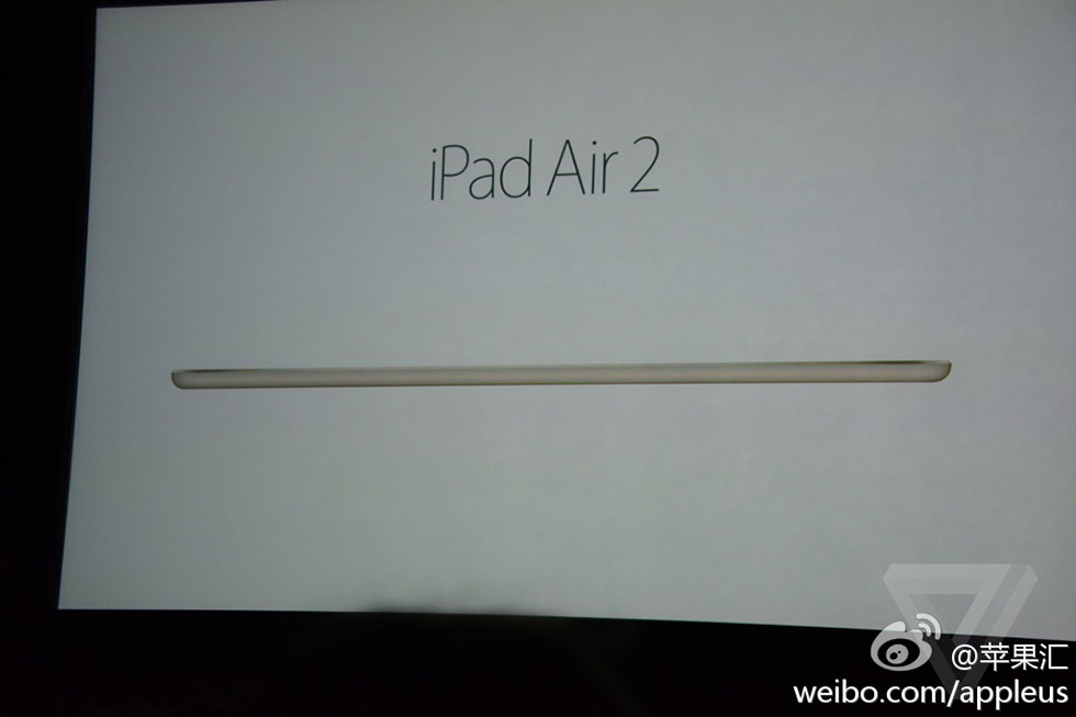 Apple anuncia un iPad Air 2 con Touch ID y un iMac con pantalla 5K