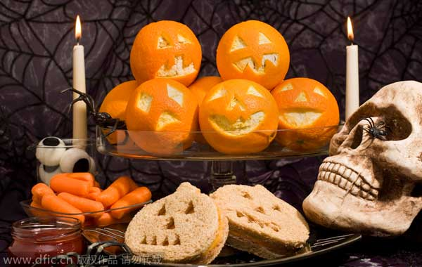 Halloween. FOREIGN201410311236000207307742299