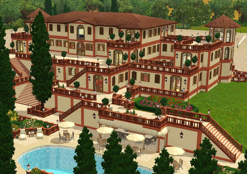 Las 10 casas m s lujosas del mundo 10 for Las casas mas grandes y lujosas del mundo