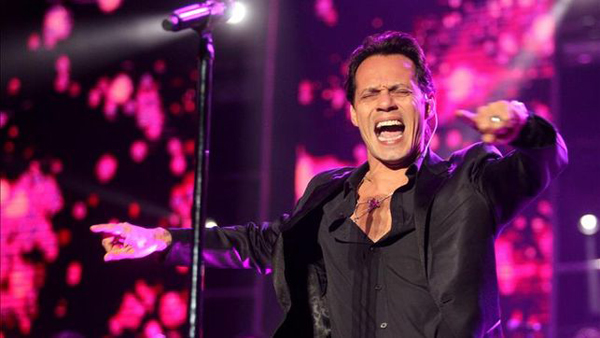 Marc Anthony inicia en España su gira europea