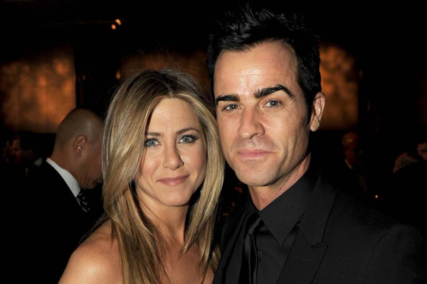 Jennifer Aniston se casa con Justin Theroux