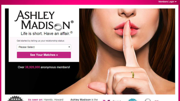 La policía sospecha de suicidios por revelación de datos de Ashley Madison