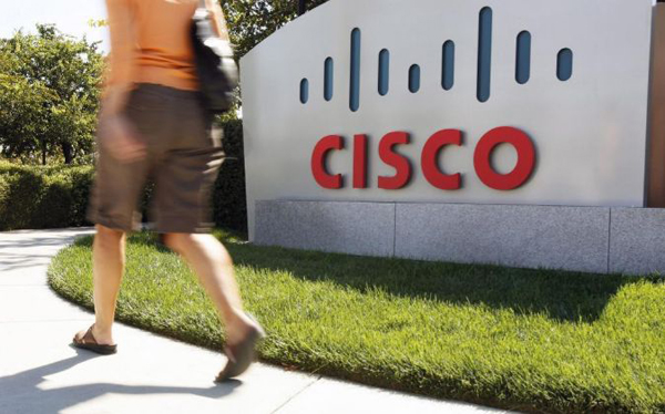 Apple anuncia alianza con Cisco