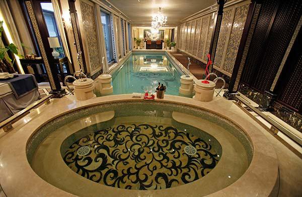 Una villa de lujo con jardín clásico chino a la venta por 78 ...