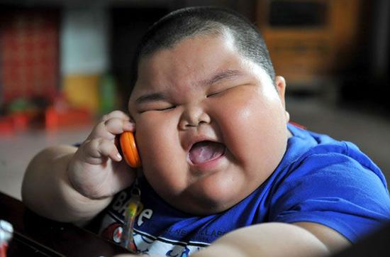 Resultado de imagen para niños con obesidad
