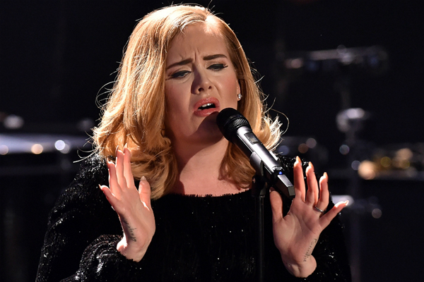 Adele prohíbe a Donald Trump que use su música