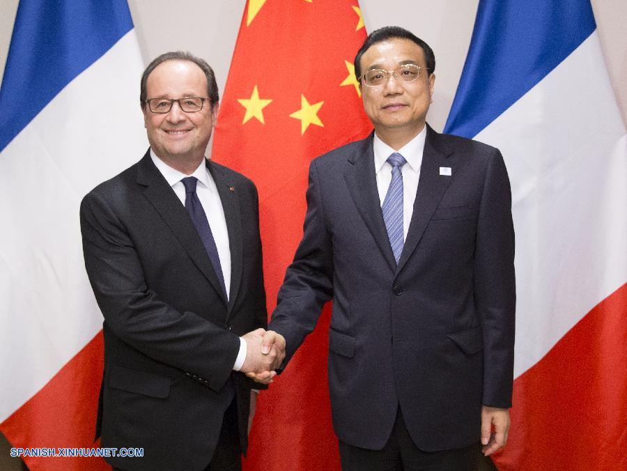 China y Francia se comprometen a promover proyecto nuclear de Hinkley Point