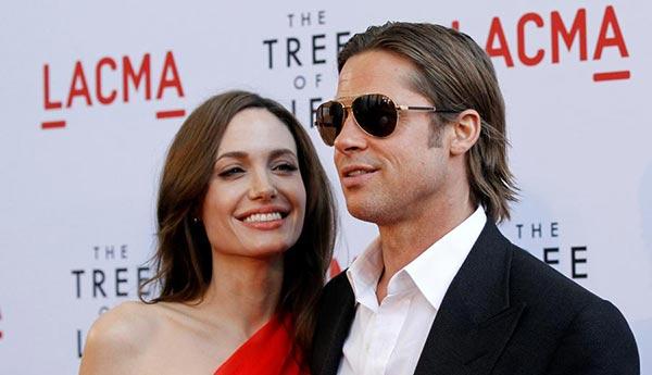 Angelina borra sus tatuajes dedicados a Brad Pitt