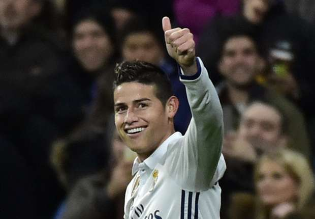 James Rodríguez decide quedarse en el Real Madrid