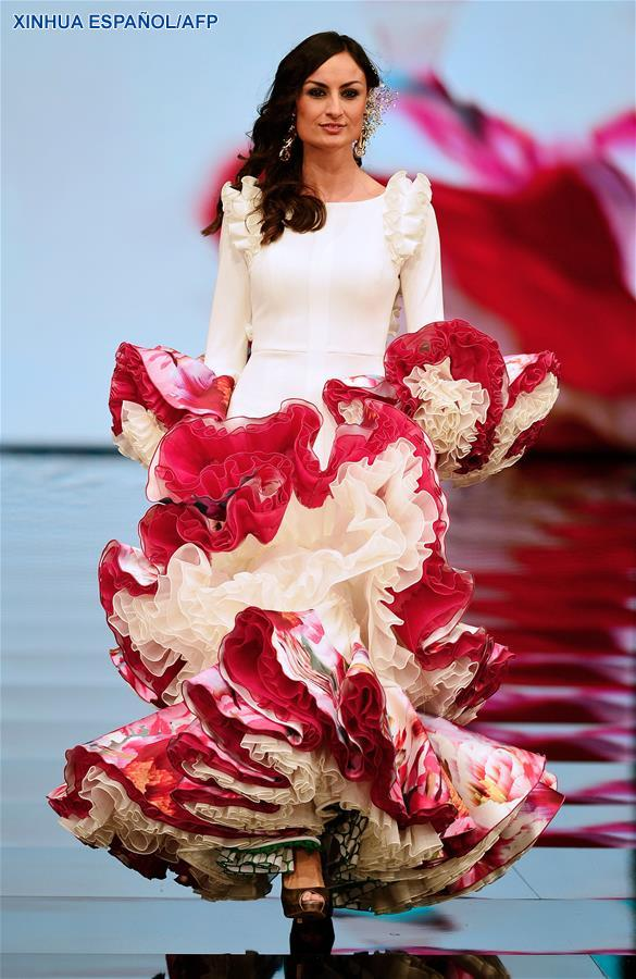 Sal n internacional de la moda flamenca 2017 7 - Salones de moda 2017 ...