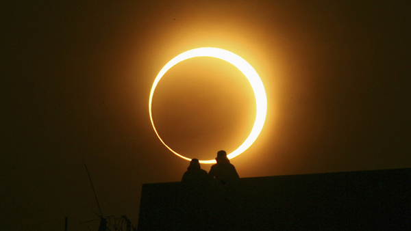 Este domingo ocurrirá un espectacular eclipse solar
