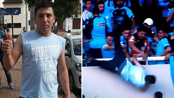 Detuvieron al Sapito Gómez: quedó detenido por la muerte de Balbo
