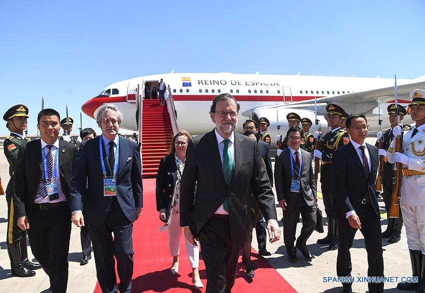 """Macri tuvo su primer contacto con su par Xi Jinping en Pekín"""""""