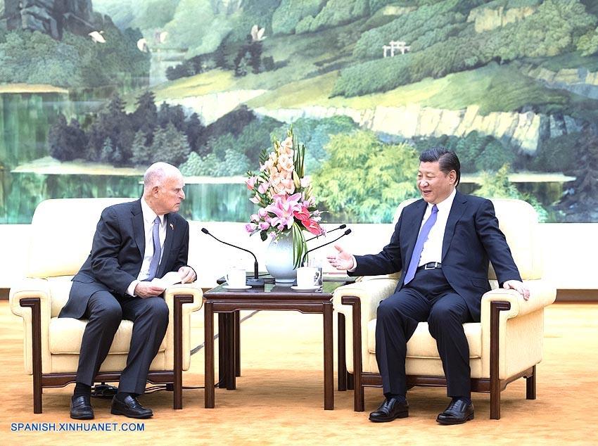 China y California cooperarán en la lucha contra el cambio climático