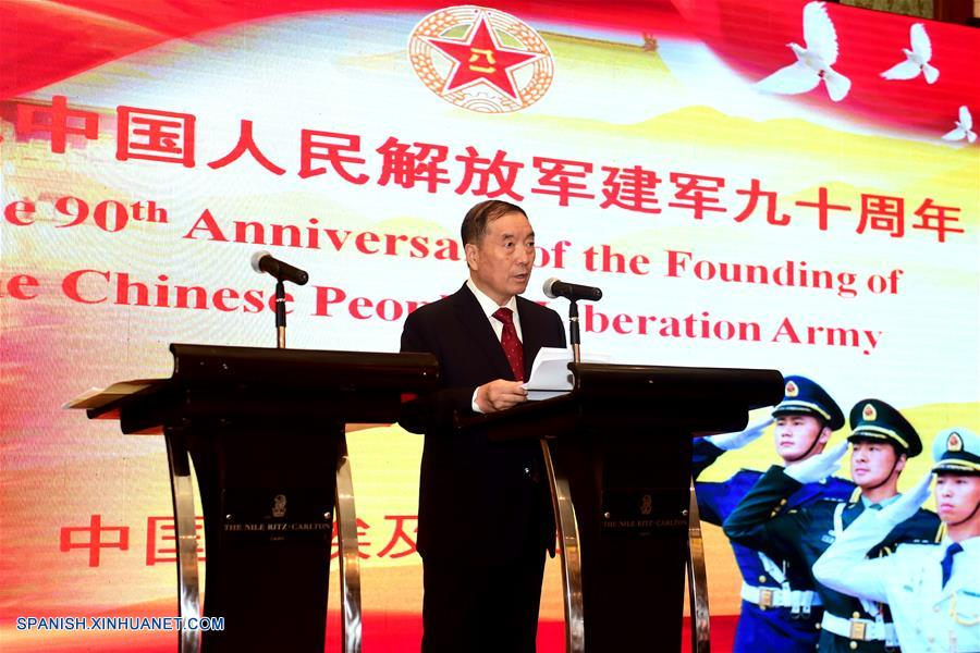 China celebra el 90º aniversario del Ejército Popular de Liberación — EN VIVO