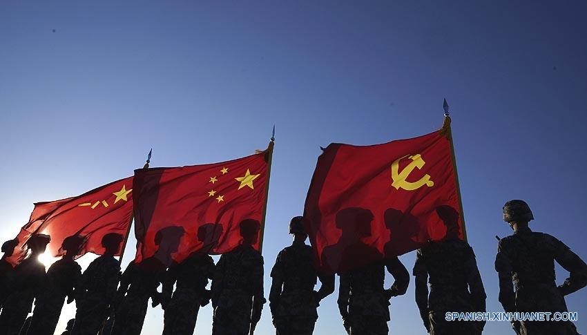 Ejército chino cumple noventa años como un