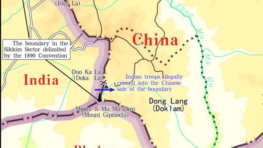 ¿Quién se beneficia de una eventual guerra entre China y La India?