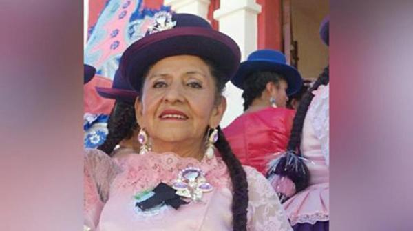 Murió Carmen Chacón, quien fuera velada en vida por sus familiares