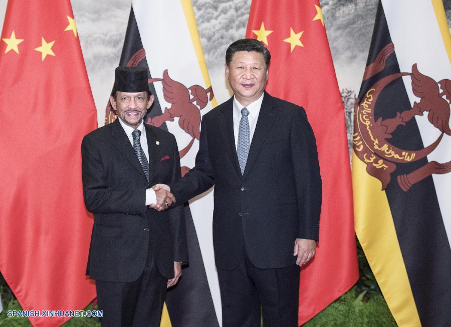 China y Brunei impulsarán relaciones bilaterales