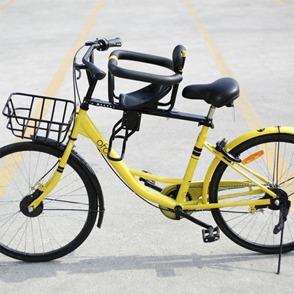 Asientos para ni os en bicicletas compartidas for Asientos para ninos