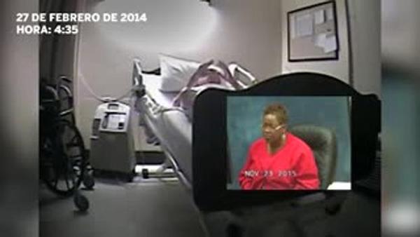 Dempsey, veterano de la Segunda Guerra Mundial de 89 años, estuvo agonizando en un centro de mayores de Atlanta (Georgia), mientras las enfermeras que debían atenderlo se reían a carcajada limpia.