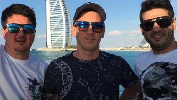 Imputaron a Matías Messi por portación de arma de guerra