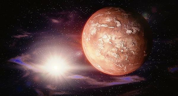Manto de basalto de Marte, podría albergar agua en su interior: Estudio