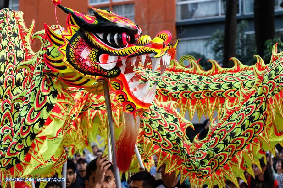 Barrio chino de ciudad de m xico revive tradiciones for Espectaculo chino en mexico