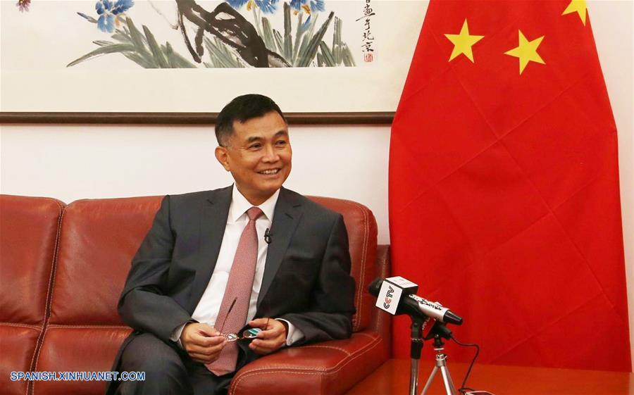 El presidente de China busca fortalecer relaciones económicas en África