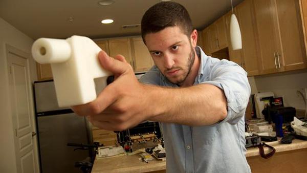 ¿Se podrán imprimir armas en 3D en Estados Unidos?