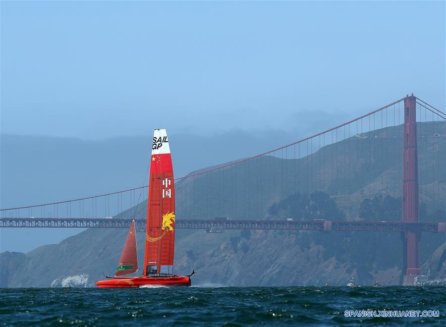 Sail GP en San Francisco, Estados Unidos