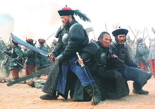 del éxito de las películas chinas en el mercado internacional en