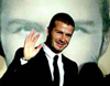 David Beckham hace su debú en un programa de TV china \r\n