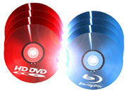 Warner Bros presentará sus exclusivos DVDs de Blu-ray-