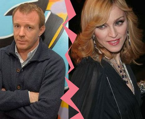 Madonna y Guy Ritchie, por partida doble