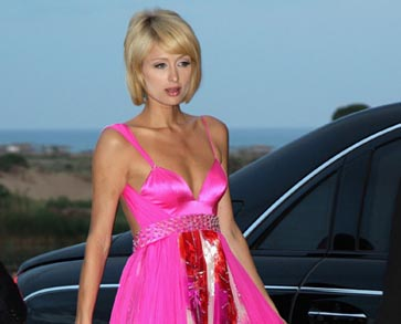 "¿Paris Hilton, ""noble princesa"""