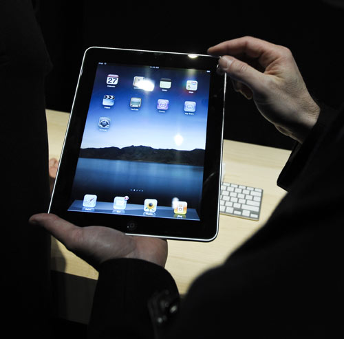 La tableta iPad de Apple encara luces y sombras