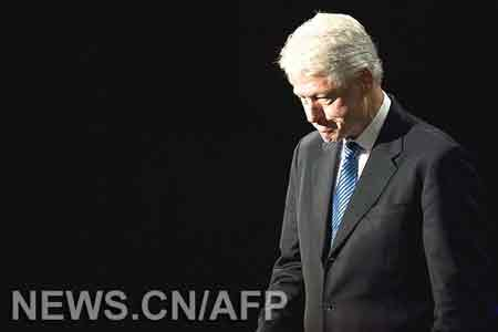 CNN: Hospitalizan a Bill Clinton en Nueva York