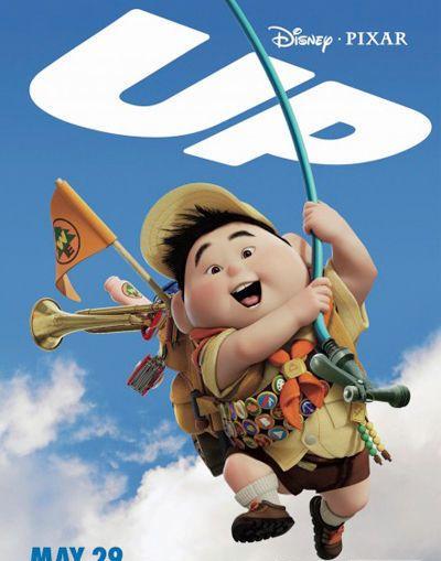 Película Up De Pixar Gana Máximo Premio De Animación De China