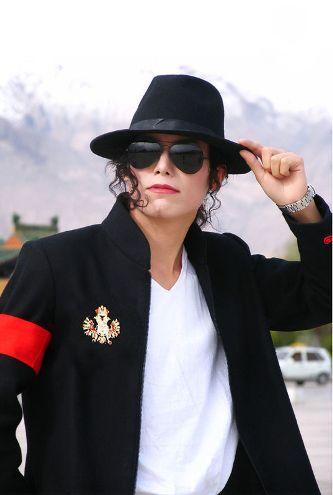 profesional mejor calificado fotos nuevas muy agradable Pondrán en subasta gorra de Michael Jackson en París