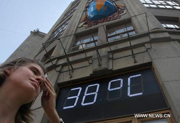 Olas de frío y de calor extremos torturan el mundo