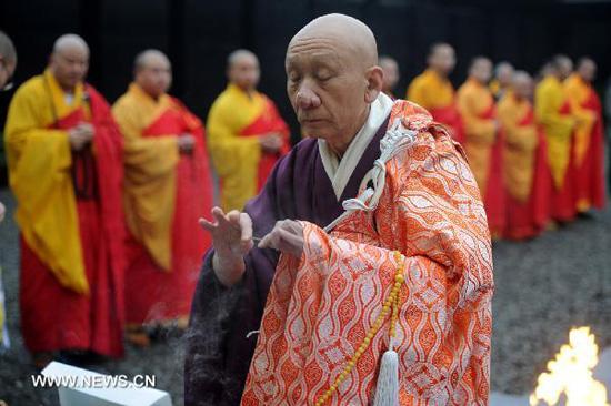 Budist Monk F201012140812041405622288