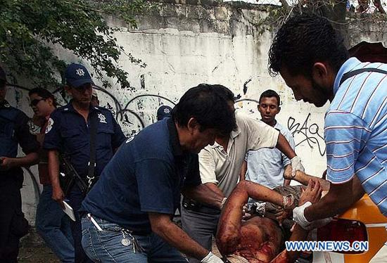 Sube a 29 cifra de ejecuciones en Acapulco, México