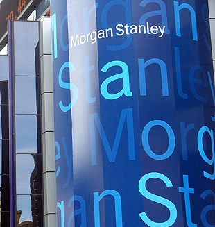 Morgan Stanley recorta pronóstico de PIB de China por datos débiles