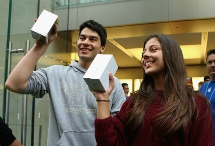iPhone5: la espera ha terminado