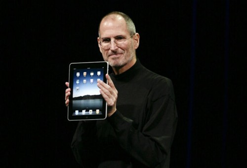 Android derrota Apple en mercado de tabletas en el 2012